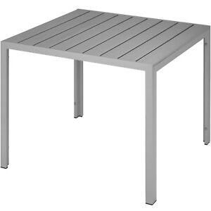 Tavoli Da Pranzo Per Esterni.Tavolino Mobile Da Giardino Balcone Terrazza Tavolo Da Pranzo