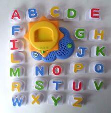 Leap Frog Fridge Phonics Sun Magnetic Letter Set, Complete Magnet Uppercase