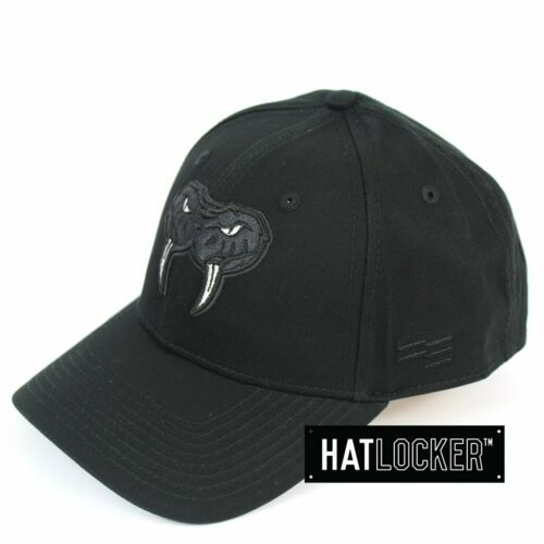 Cairns Taipans Black On Black Premium Curved Snapback First Ever