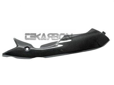 1x1 plain weaves 2010-2012 Kawasaki Z1000 Carbon Fiber Fork Covers