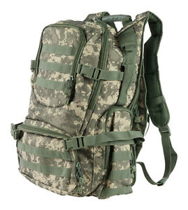 Image Is Loading Us Army Assault Pack Backpack Bag