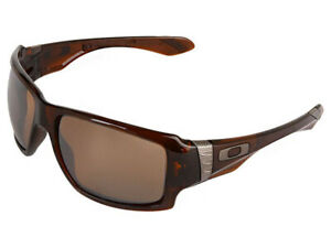 d4f055c28a Image is loading Oakley-Big-Taco-Sunglasses-OO9173-03-Polished-Rootbeer-