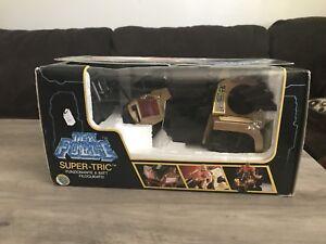 Vintage 1984 Super-tric Mib Motu Catec Tek Force Ko rare!