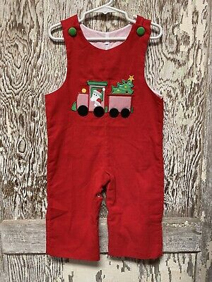 Longall Christmas Tree Made in the USA Truck Corduroy CHRISTMAS Longall Shortall Corduroy Jon Jon Romper Free Monogram
