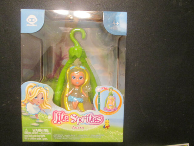 Lite Sprites Light-up and Sounds Magic Wand Replacement Wowwee 2010