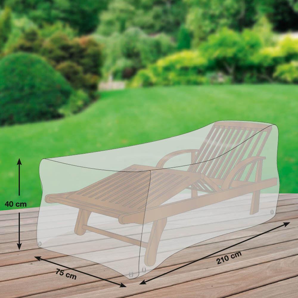 Premium Schutzhülle Schutzhülle Schutzhülle mehr Garten für Sonnenliege Gartenliege     | Ruf zuerst  6eea30