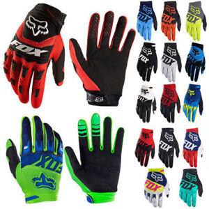 2018 FOX Racing Dirtpaw Race Gloves - Motocross Dirtbike MX ATV Mens Riding Gear