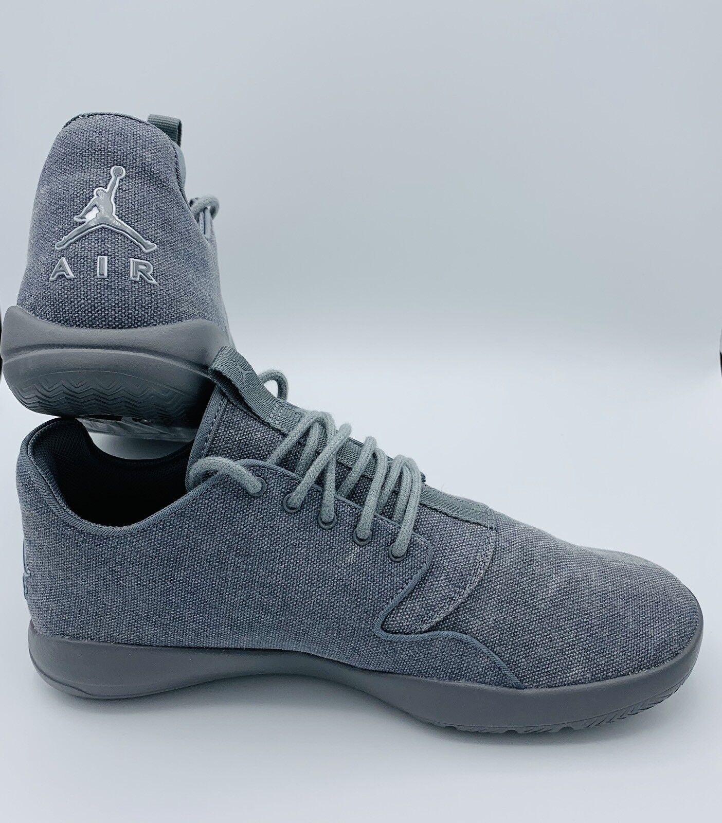 Mens Air Jordan Eclipse Size 8.5 Cool Grey Mesh 724010-024