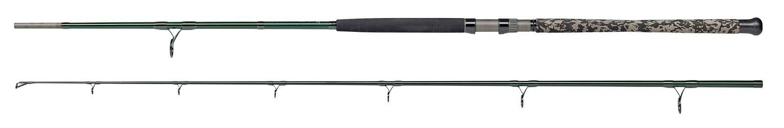 DAM Allround 285 Mad cat Green series Specimen Catfish fishing rod