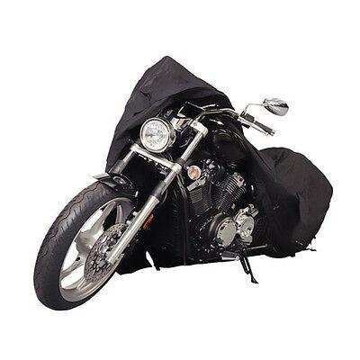 Black Motorcycle Cover For Harley Davidson Dyna Glide Fat Bob Street Bob