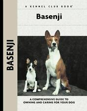 Basenji (Comprehensive Owner's Guide)-ExLibrary