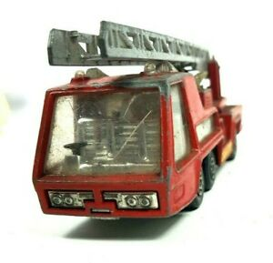 Vintage-Matchbox-Super-Kings-K9-Fire-Tender-Made-in-England-1972-Toy-Truck