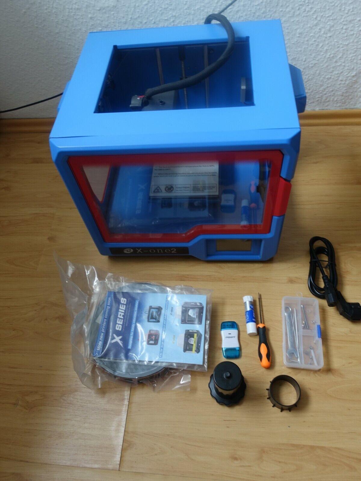 3D Drucker,Printer QIDI TECHNOLOGY X-one 2,Touchscreen,neu,3 D,
