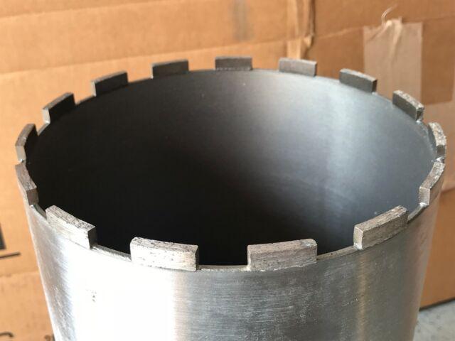 3 Pieces Diamond Core Drill Bit 1 1//4 Inch Wet//Dry Granite Concrete Stone Marble