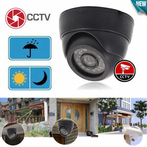 HD 1080P 1200TVL CCTV Dome Security Camera 24 IR LED 3.6mm CMOS Night Vision
