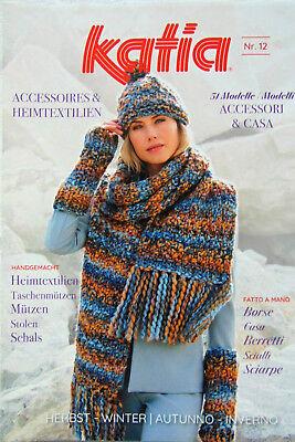 Urban KATIA Zeitschrift Nr.84; 42 Modelle; Herbst//Winter; Damen; Strickanleitu