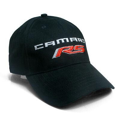 Chevrolet Camaro RS Black Baseball Cap