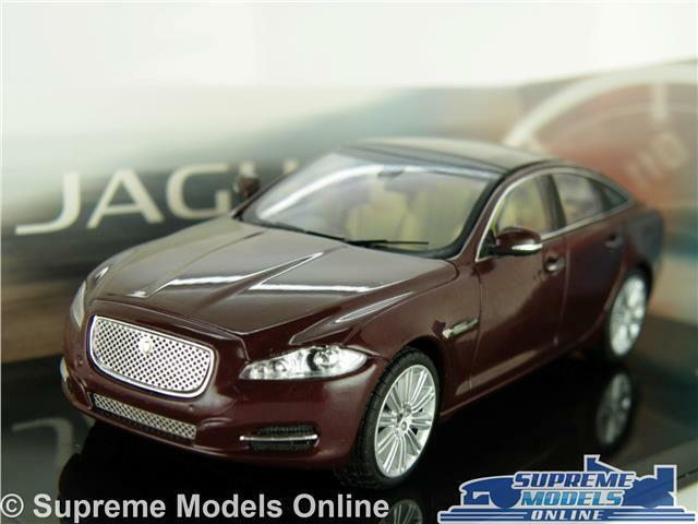 JAGUAR XJ MODEL CAR 1 43 SCALE CAVIAR MAROON X J SALOON IXO DEALER SPECIAL K8