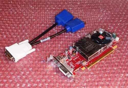 Dell Inspiron 530s 535s 560s 580s 620s 660s Dual VGA Monitor Video Card
