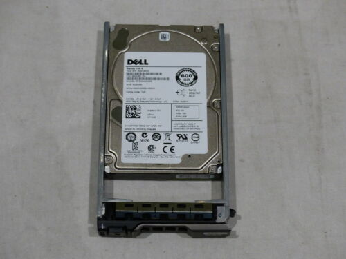 DELL 600GB ST600MM0006 9WG066-150 RPM SAVVIO 10K.6 SAS HARD DRIVE HDD