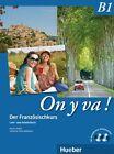 On y va ! B1. Lehr- und Arbeitsbuch mit komplettem Audiomaterial von Catherine Patte-Möllmann und Nicole Laudut (2015, Set mit diversen Artikeln)