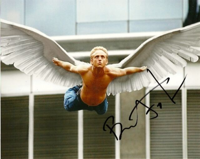 X-Men Ben Foster Autographed Signed 8x10 Photo COA