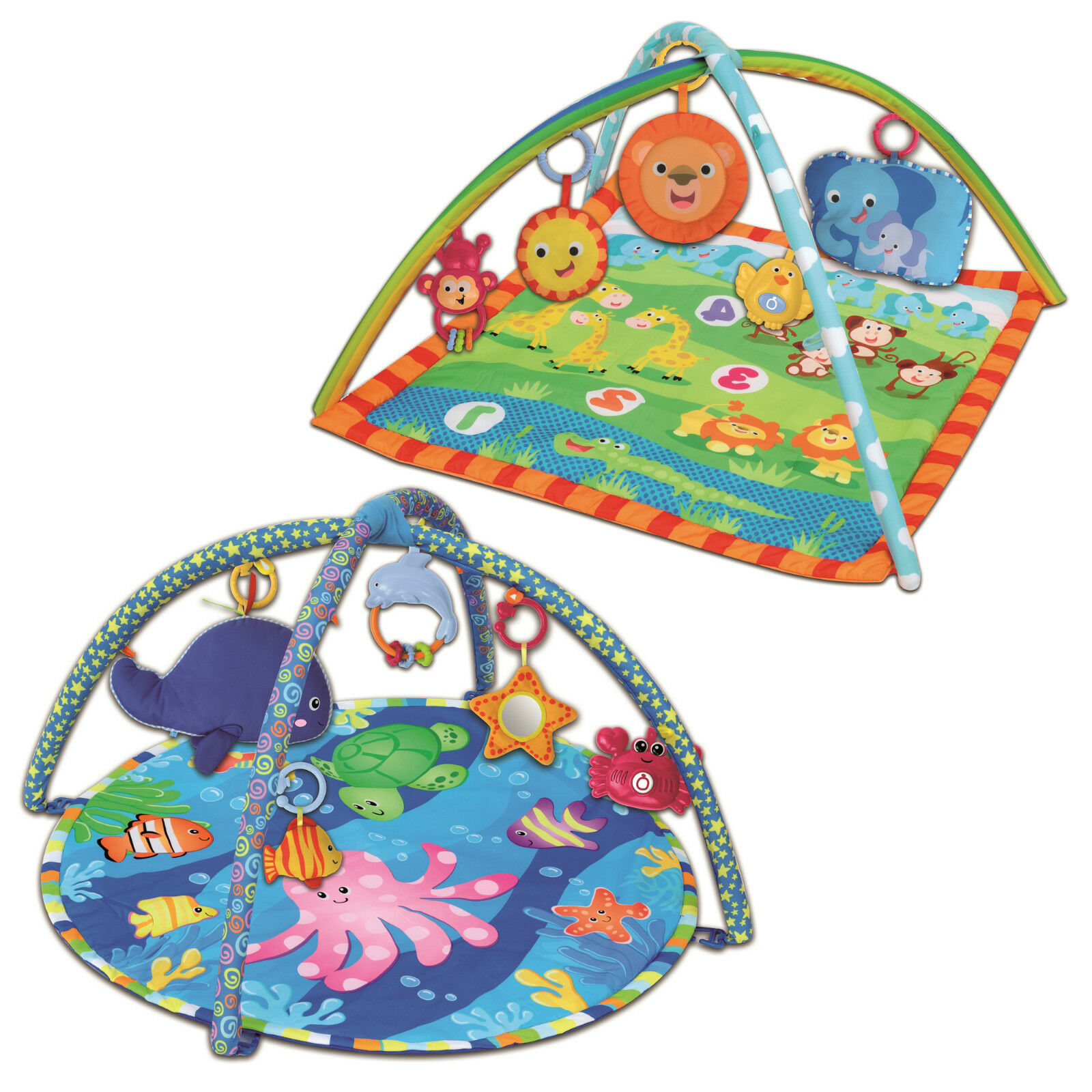 Playmats Toys Activities Baby