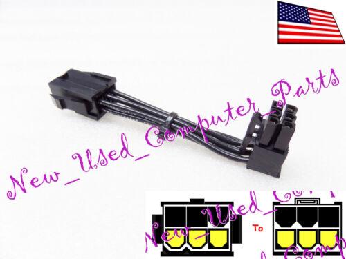 Corsair Obsidian Mini-ITX 90 Degree Inverted to 6-Pin PCI-E Diverter 11mm ➨➨➨