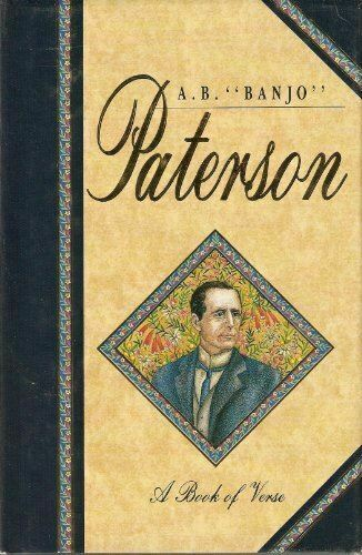 Very Good, Book of Verse, Patterson, A.B., Hardcover