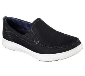 online retailer 9a49d 7824e ... NUOVE-pantofole-SKECHERS-Uomini-Scarpe-Da-Ginnastica-Mocassini-