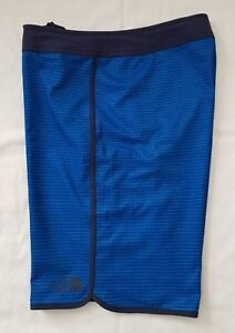 d0f956b9c Details about Mens Size 34 Blue The North Face Whitecap Boardshorts NF00CH7K