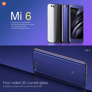 Xiaomi mi6 mi 6 515 inch 6gb ram 64gb rom snapdragon 835 octa image is loading xiaomi mi6 mi 6 5 15 inch 6gb stopboris Image collections