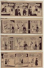 Little Orphan Annie by Harold Gray - 24 daily comic strips - Complete Feb. 1957