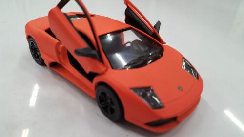 Lamborghini Murcielago Orange Kinsmart Spielzeug Modell 1/36 Spielzeugautos