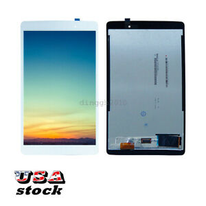 LCD Display Touch Screen Digitizer For White LG G Pad X 8.0 V520 V521 V521WG