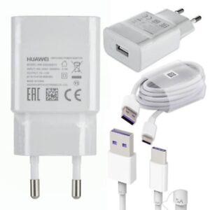 buy good hot sales detailed look Détails sur 2 Broches Adaptateur Chargeur Type C Câble pour Huawei P20  Lite,P20 Pro,P9/P10