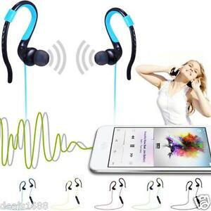 bluetooth kabellos in ohr stereo headset wasserfest sport. Black Bedroom Furniture Sets. Home Design Ideas