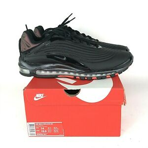 Top Qualität Nike Air Max Deluxe Schwarz Rot | AO8284 001