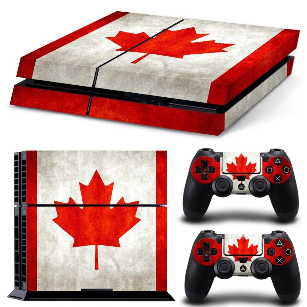 Anti-Scrath Decal Vinyl Sticker Skin Cover For Playstation 4 Console Controller