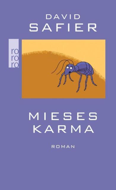 Mieses Karma von David Safier (2010, Gebundene Ausgabe), UNGELESEN