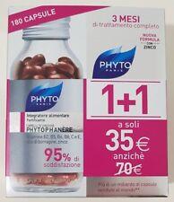 Offerta Phyto Phytophanere Bipack 1+1 - Integratore Capelli e Unghie 180  Capsule c039b70909db