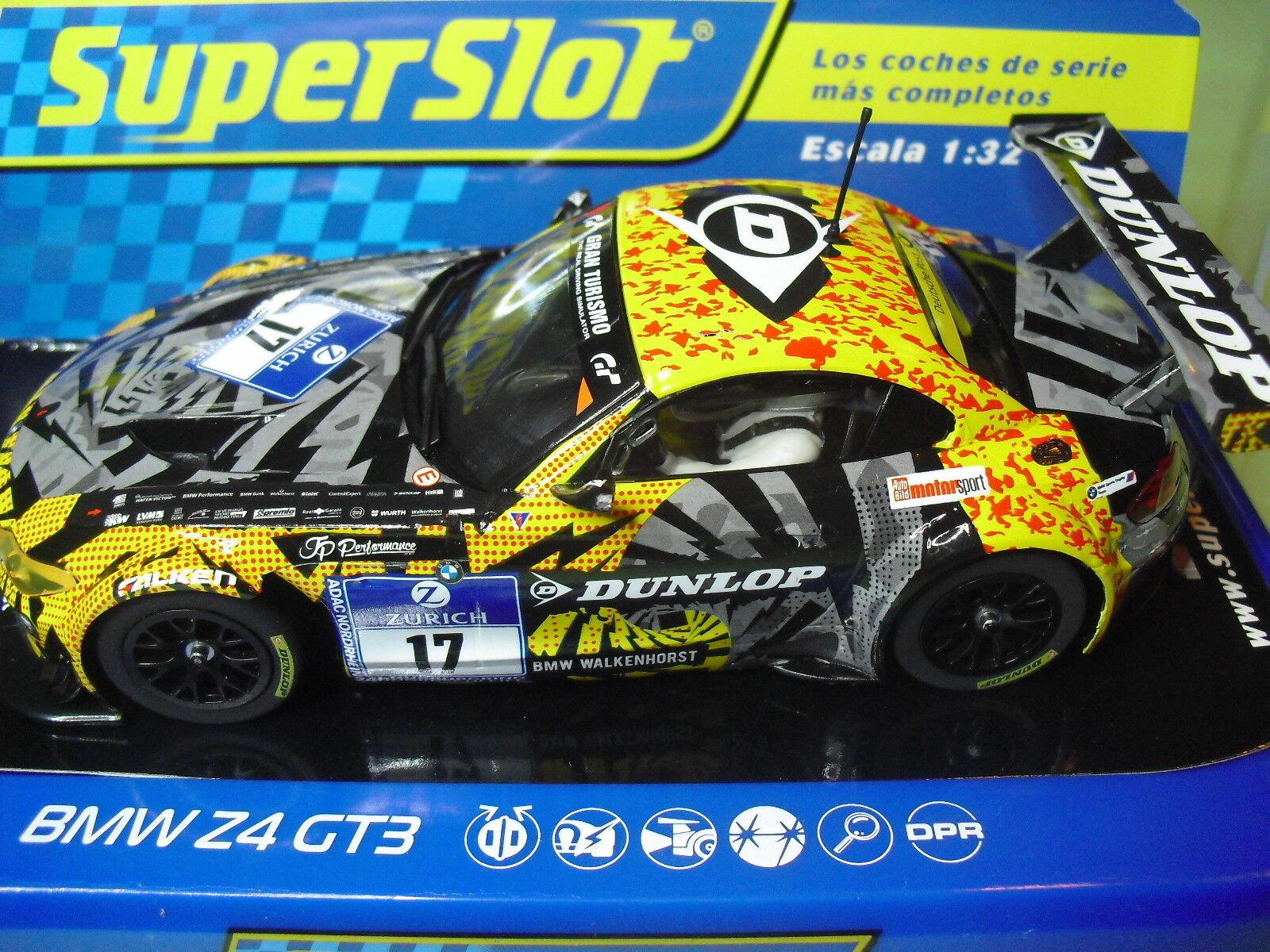 SUPERSLOT H3847 BMW 24 GT3 24H 1 32