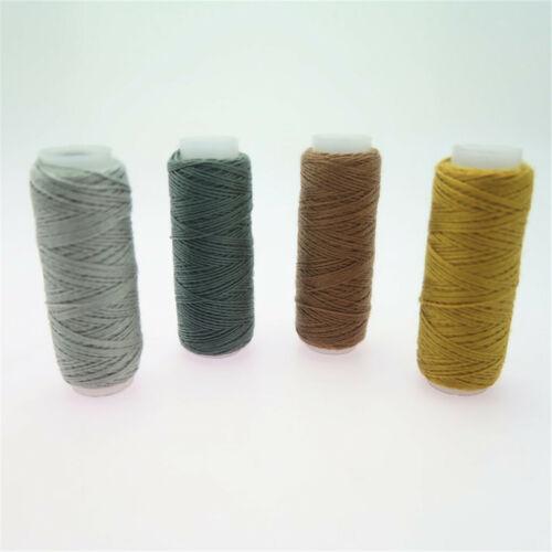 Qualitätsgarn aus 100/% Polyester 24-teilig Verschiedene Farben,