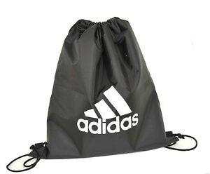 Image is loading adidas-Gymnastics-Gear-Bag-Gym-Sports-Tote-Drawstring- 42f4491e60492