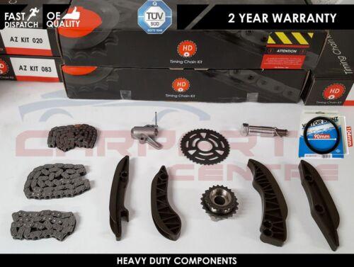 FOR BMW E90 E91 316D 318D 320D 325D 330D UPPER LOWER DIESEL TIMING CHAIN KIT