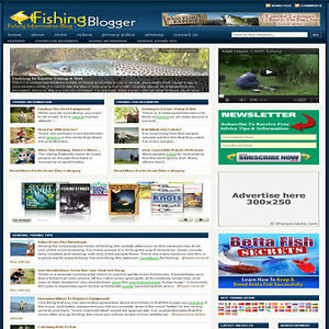 Details about Established 'FISHING' Affiliate Website Turnkey Business For  Sale (FREE HOSTING)
