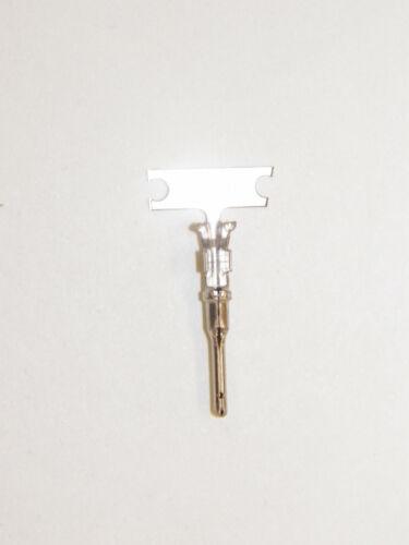 100 Deutsch #16 estampillé 1060-16-0122 Terminaux Male Pins 16-18-20 GA Wire