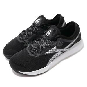 Reebok-Nano-9-Black-White-Men-CrossFit-Cross-Training-Shoes-Sneakers-FU6826