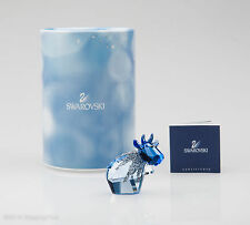 Swarovski Ice Mo, Limited Edition 2015, Lovlots blue crystal Authentic 5166275