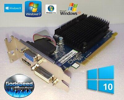 1GB DELL OPTIPLEX 745 750 755 760 780 790 SFF Low Profile Half Height Video Card